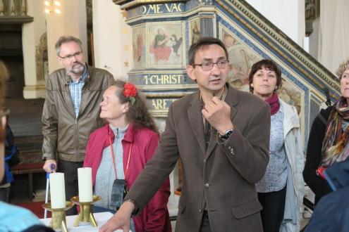 Kirchenvorsitzender Schröder von Kemberg